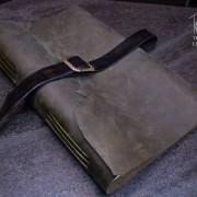Big Leather Sketchbook for artists