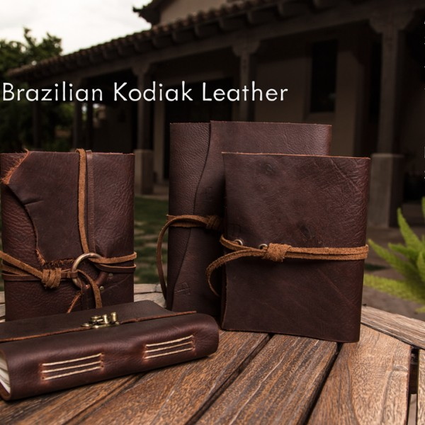The new Kodiak Line from Trekker Leather Co