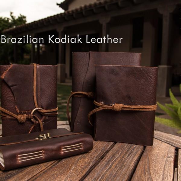The new Kodiak Line from Trekker Leather Co