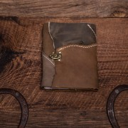 The Scrapbook from Trekker Leather Co