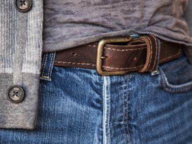 The Bear Belt for Men