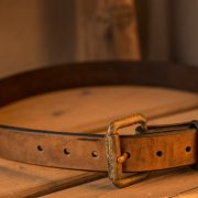 The Coffee Belt by Trekker Leather Co