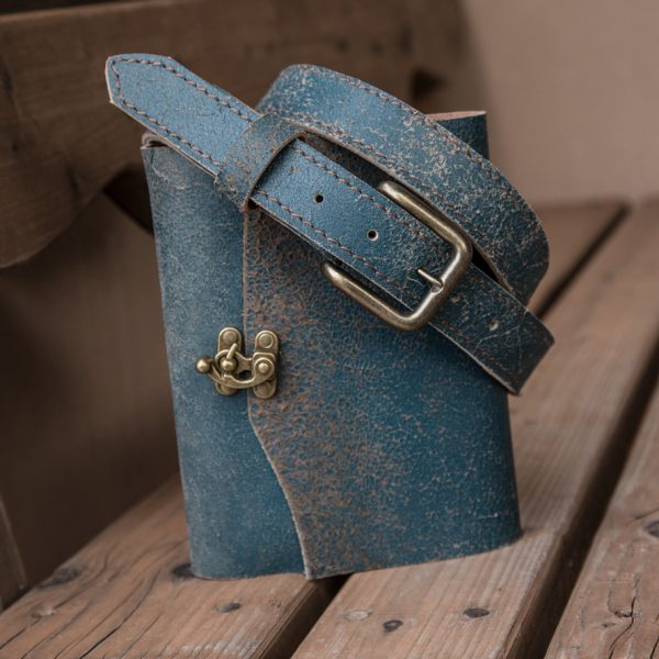 Indigo Rust by Trekker Leather Co